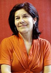Pilar Navas comedienne